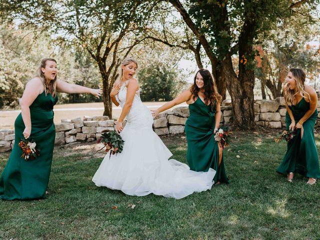 Stephanie and Rene's Wedding in Winfield, Kansas 209