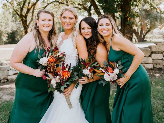 Stephanie and Rene's Wedding in Winfield, Kansas 211