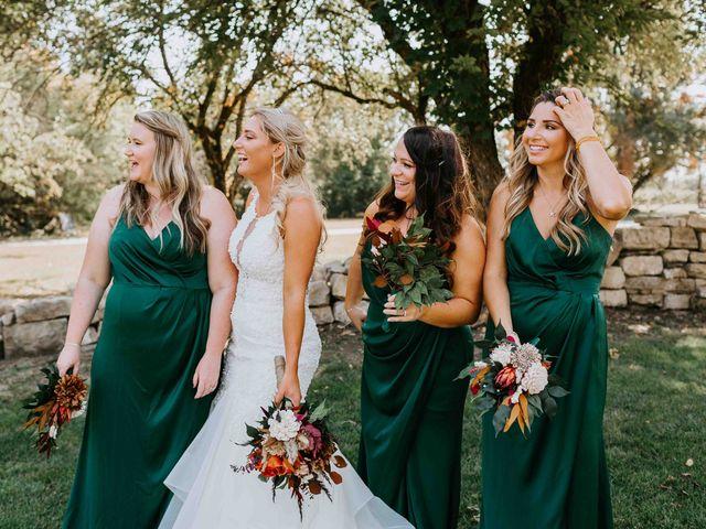 Stephanie and Rene's Wedding in Winfield, Kansas 215
