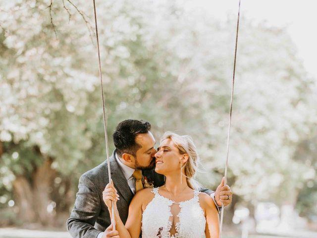 Stephanie and Rene's Wedding in Winfield, Kansas 219