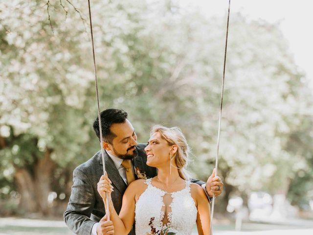 Stephanie and Rene's Wedding in Winfield, Kansas 220