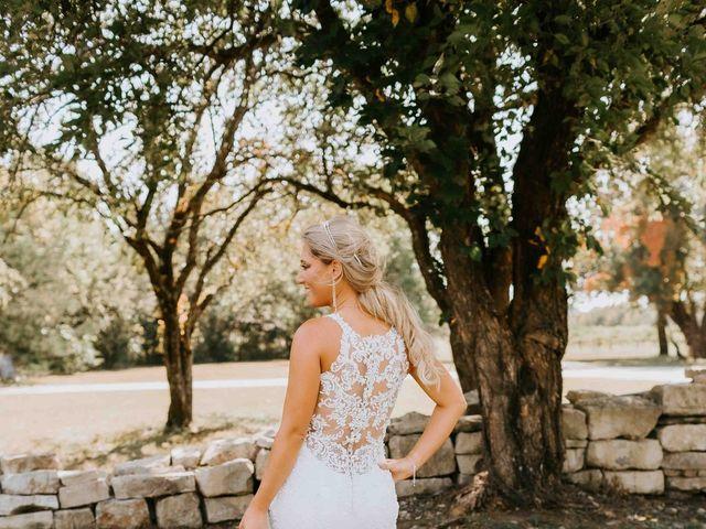 Stephanie and Rene's Wedding in Winfield, Kansas 221