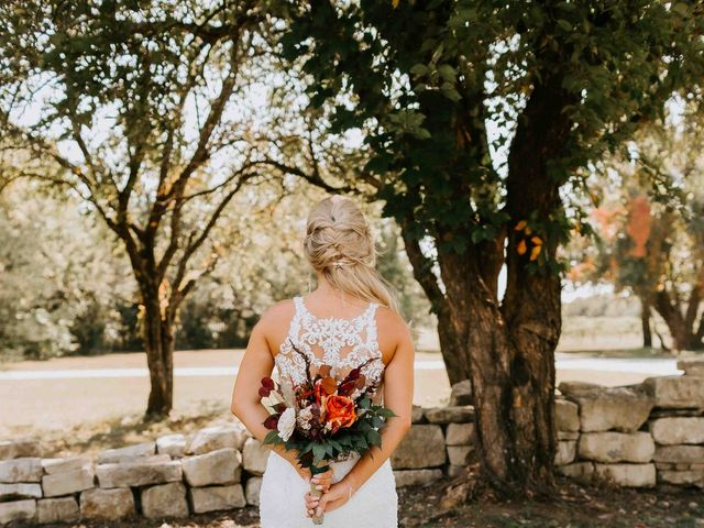 Stephanie and Rene's Wedding in Winfield, Kansas 222