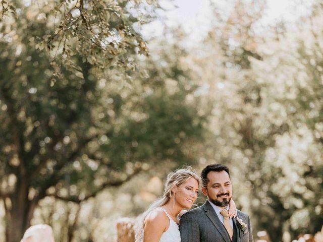 Stephanie and Rene's Wedding in Winfield, Kansas 229