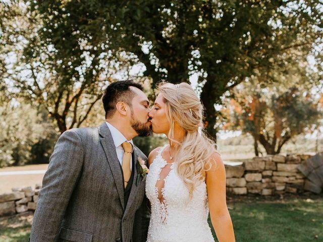 Stephanie and Rene's Wedding in Winfield, Kansas 232