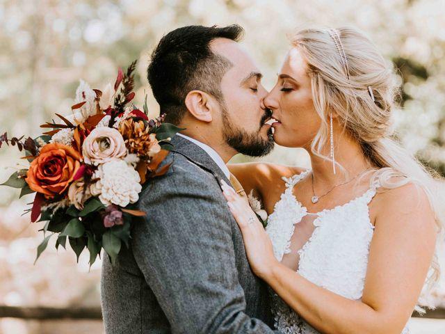 Stephanie and Rene's Wedding in Winfield, Kansas 235