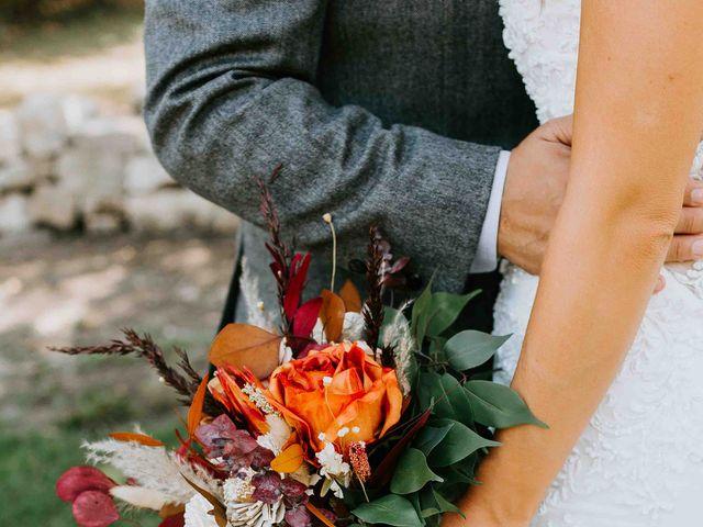 Stephanie and Rene's Wedding in Winfield, Kansas 237