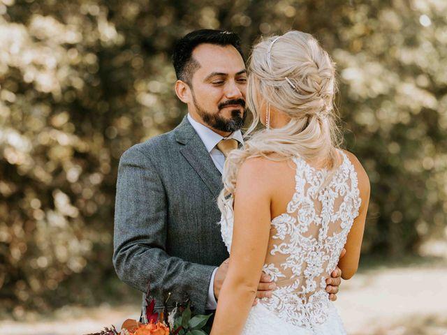 Stephanie and Rene's Wedding in Winfield, Kansas 240