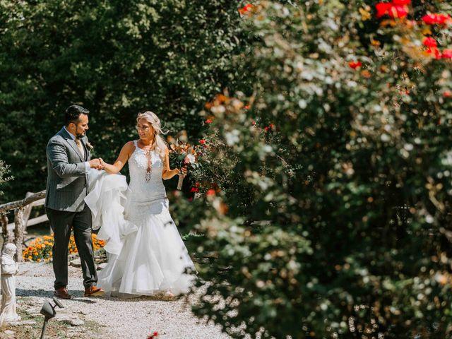 Stephanie and Rene's Wedding in Winfield, Kansas 241