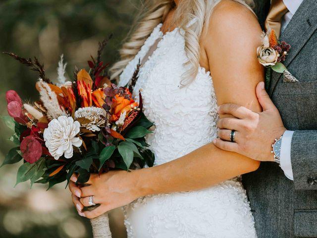 Stephanie and Rene's Wedding in Winfield, Kansas 246