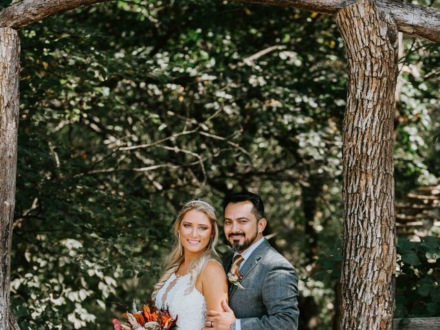 Stephanie and Rene's Wedding in Winfield, Kansas 247