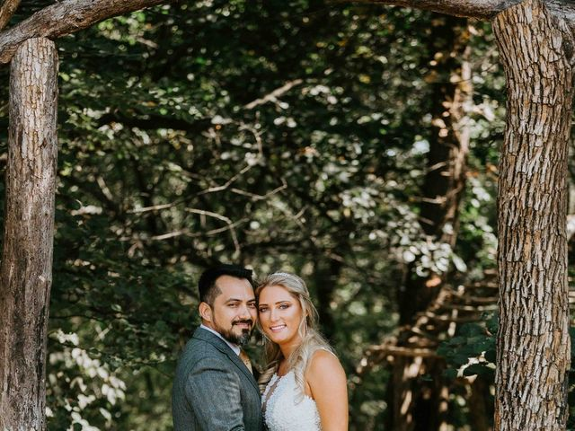 Stephanie and Rene's Wedding in Winfield, Kansas 249