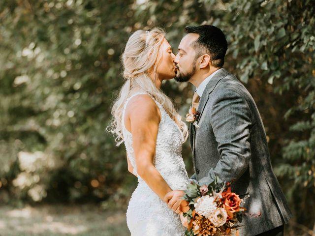 Stephanie and Rene's Wedding in Winfield, Kansas 261