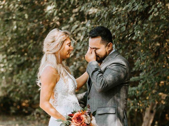 Stephanie and Rene's Wedding in Winfield, Kansas 263