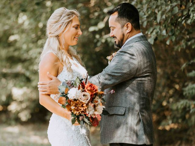 Stephanie and Rene's Wedding in Winfield, Kansas 265