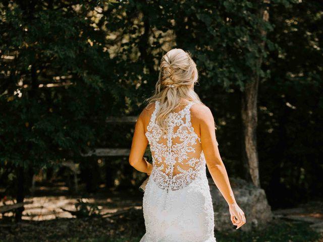 Stephanie and Rene's Wedding in Winfield, Kansas 269