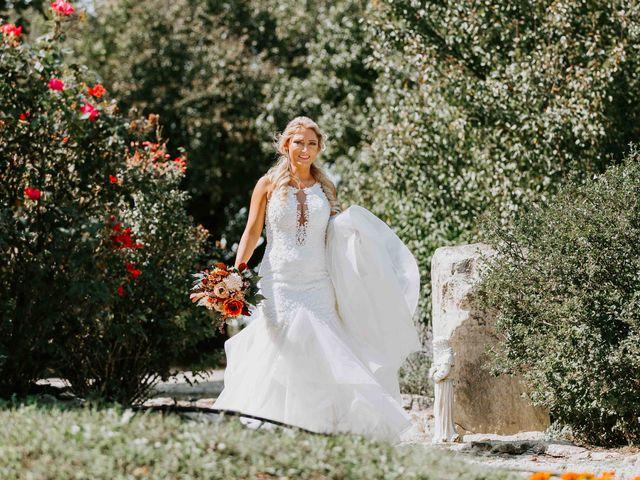 Stephanie and Rene's Wedding in Winfield, Kansas 271