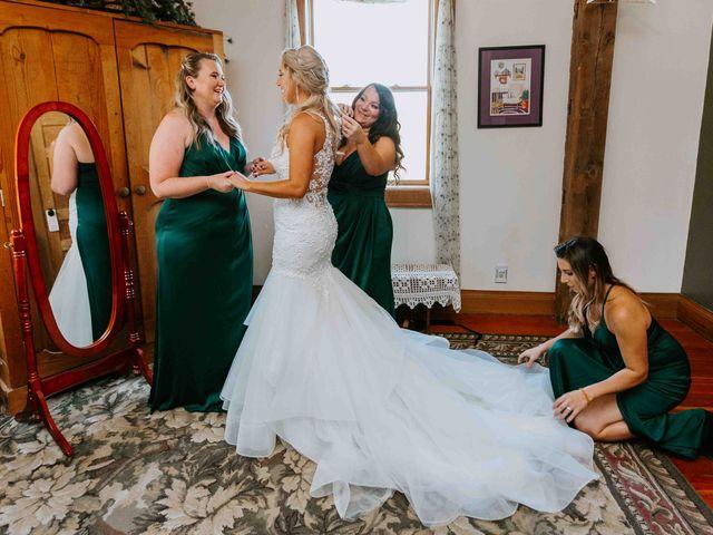 Stephanie and Rene's Wedding in Winfield, Kansas 299