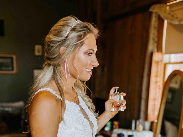 Stephanie and Rene's Wedding in Winfield, Kansas 302