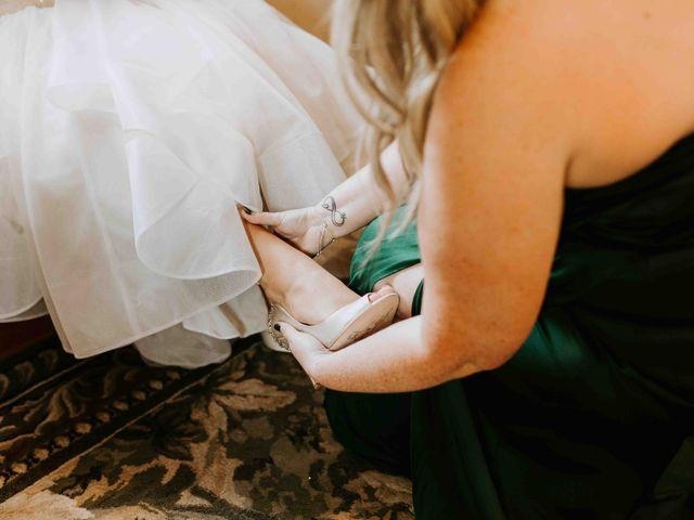 Stephanie and Rene's Wedding in Winfield, Kansas 303