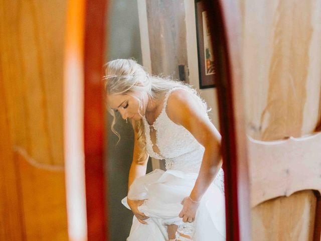 Stephanie and Rene's Wedding in Winfield, Kansas 304