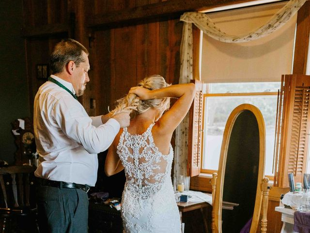 Stephanie and Rene's Wedding in Winfield, Kansas 305
