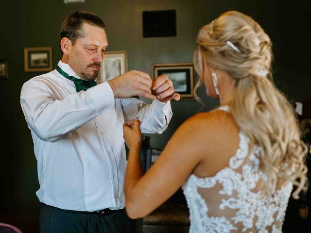 Stephanie and Rene's Wedding in Winfield, Kansas 306