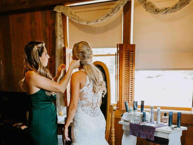 Stephanie and Rene's Wedding in Winfield, Kansas 307