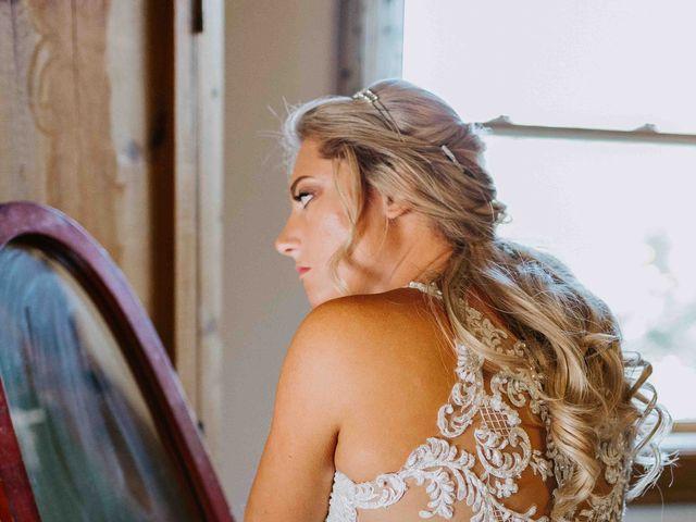 Stephanie and Rene's Wedding in Winfield, Kansas 308