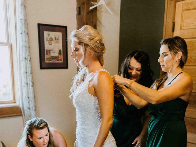 Stephanie and Rene's Wedding in Winfield, Kansas 309