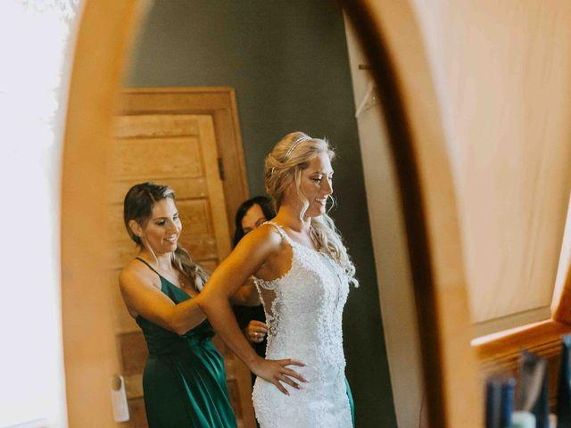 Stephanie and Rene's Wedding in Winfield, Kansas 310
