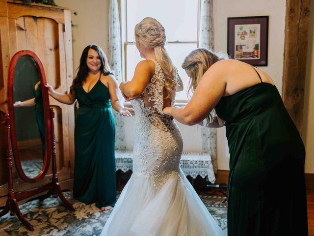 Stephanie and Rene's Wedding in Winfield, Kansas 312