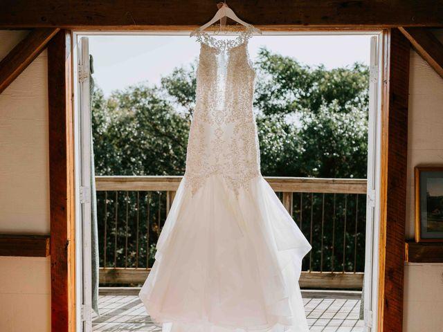 Stephanie and Rene's Wedding in Winfield, Kansas 325
