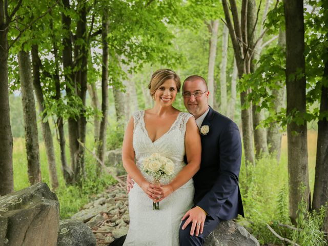 The wedding of Jessica and Chip