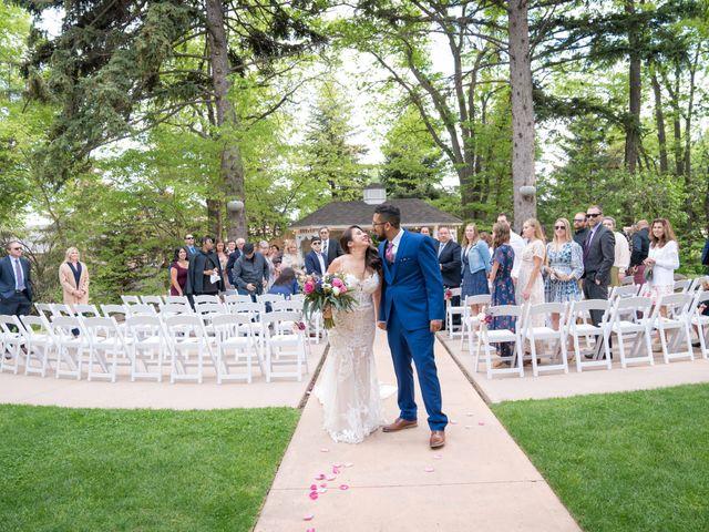 Sarah and Devin's Wedding in Laporte, Colorado 2