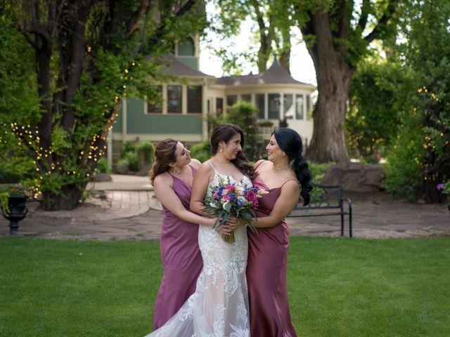 Sarah and Devin's Wedding in Laporte, Colorado 3