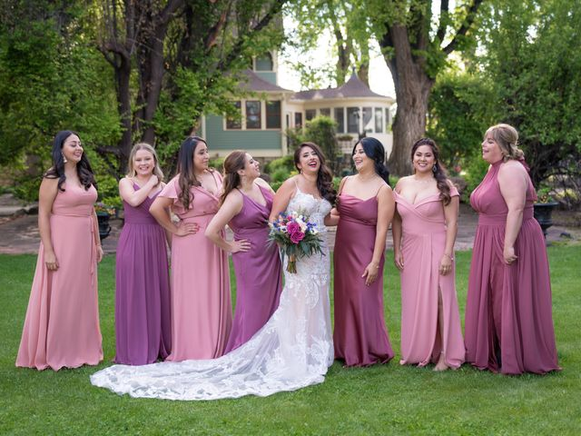 Sarah and Devin's Wedding in Laporte, Colorado 13