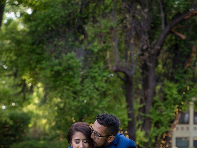 Sarah and Devin's Wedding in Laporte, Colorado 14