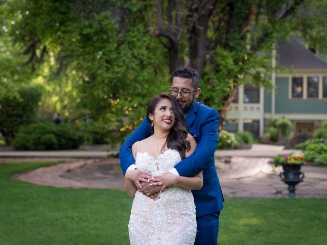 Sarah and Devin's Wedding in Laporte, Colorado 15