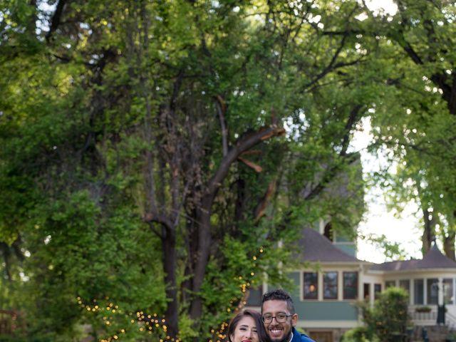 Sarah and Devin's Wedding in Laporte, Colorado 16