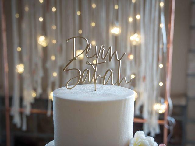 Sarah and Devin's Wedding in Laporte, Colorado 19