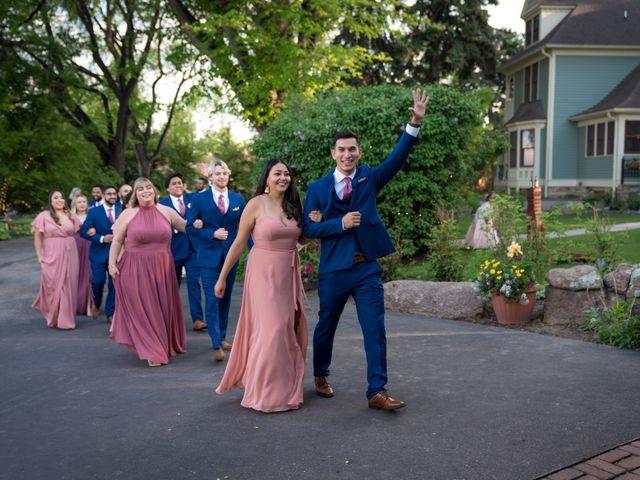 Sarah and Devin's Wedding in Laporte, Colorado 25