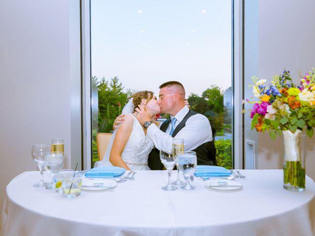 Alyssa and Jake's Wedding in Lisle, Illinois 4