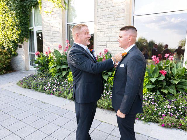 Alyssa and Jake's Wedding in Lisle, Illinois 5