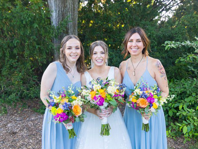 Alyssa and Jake's Wedding in Lisle, Illinois 13