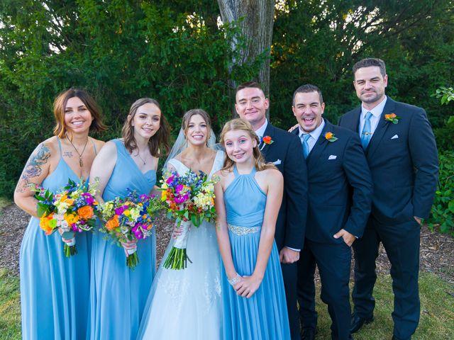Alyssa and Jake's Wedding in Lisle, Illinois 14