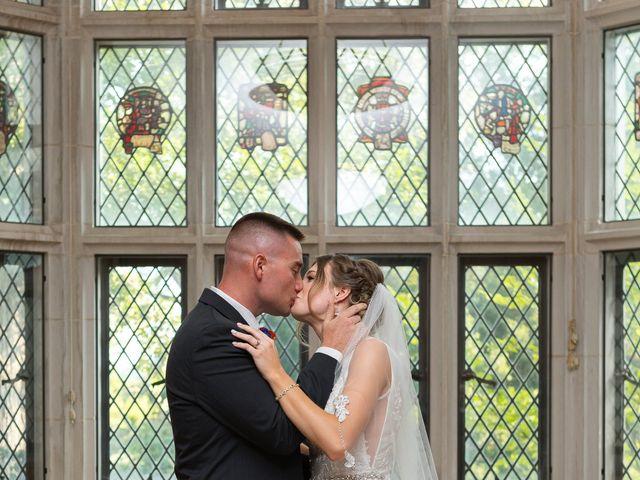 Alyssa and Jake's Wedding in Lisle, Illinois 25