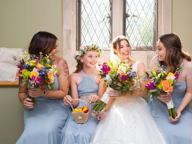 Alyssa and Jake's Wedding in Lisle, Illinois 28