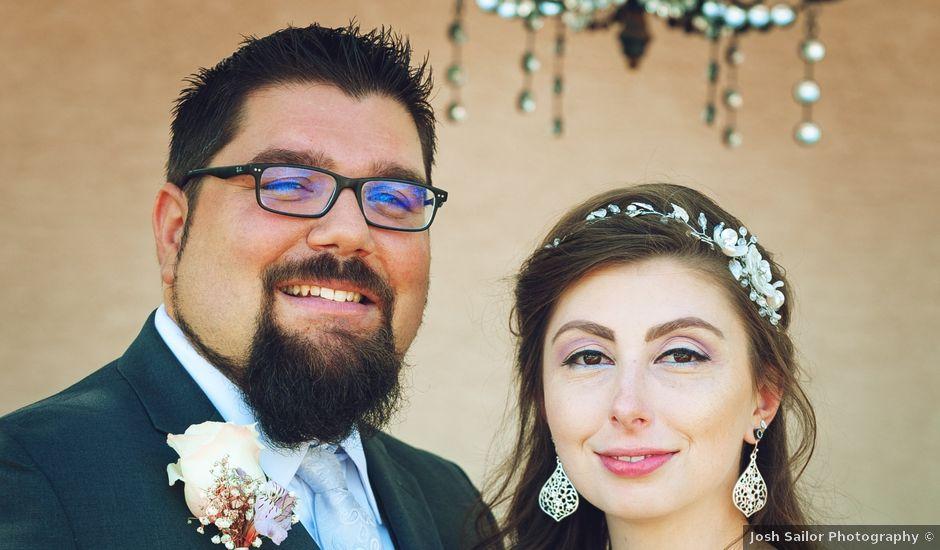 Victor and Hannah's Wedding in Tucson, Arizona