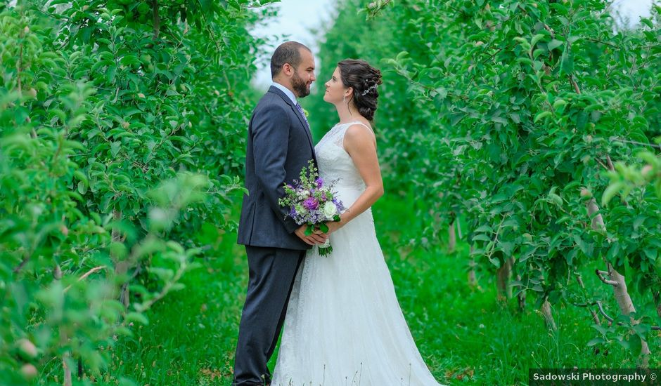 Tarq and Brittany's Wedding in Bolton, Massachusetts